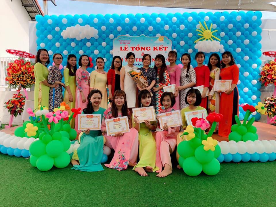 Trường mầm non Mẹ Yêu Con - Tăng Nhơn Phú B