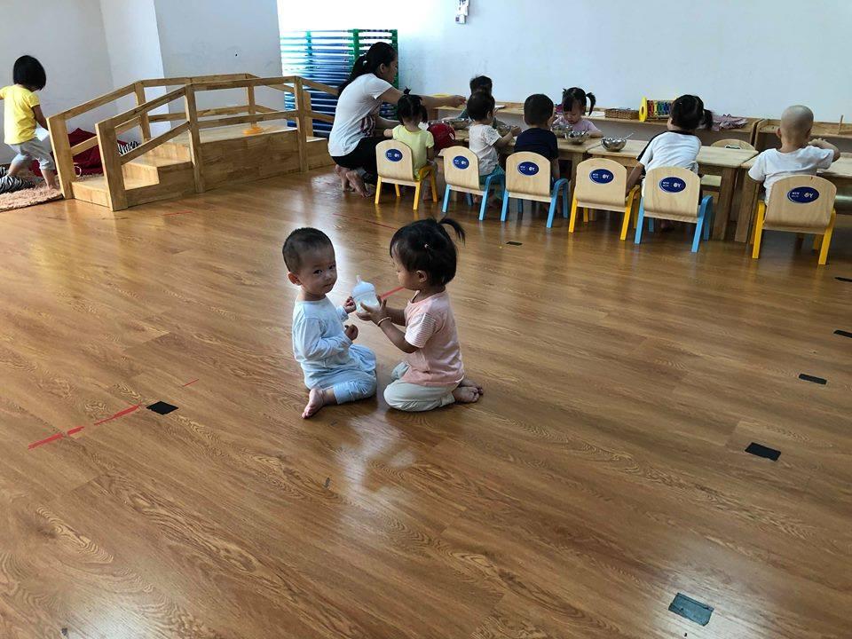 Trường mầm non Mia Montessori - Trung Văn