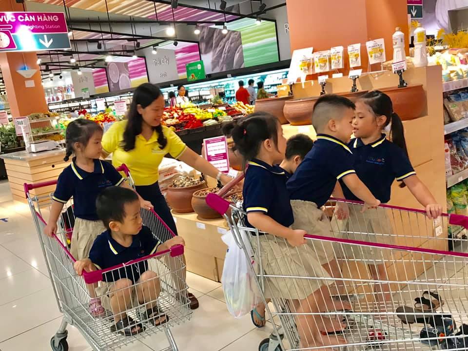 Trường mầm non Midori Montessori Kindergarten - Ô Chợ Dừa