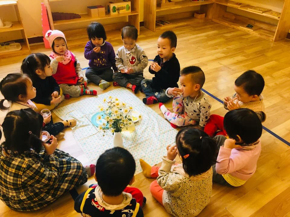 Trường mầm non Midori Montessori - Nguyễn Thị Định