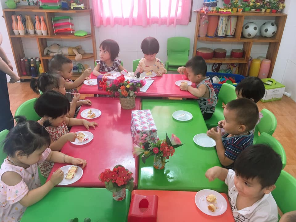 Trường mầm non Minh Châu (cơ sở 2) - Trưng Nhị