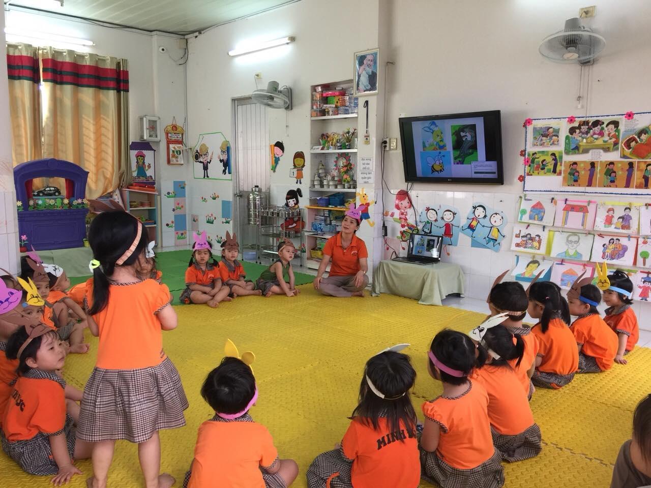 Trường mầm non Minh Đức - Phan Châu Trinh