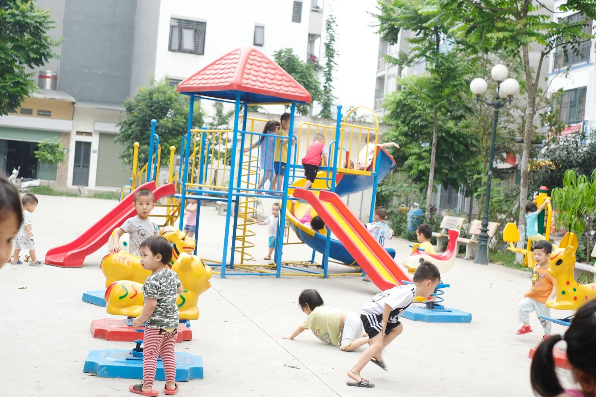 Trường mầm non Minh Dương Kindergarten - Triều Khúc