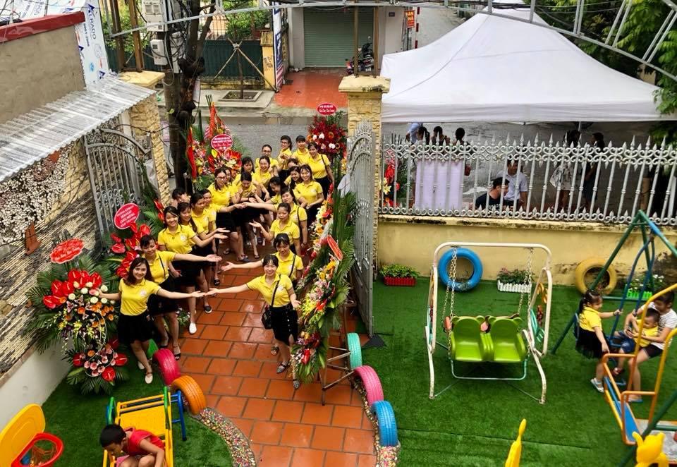Trường mầm non Minh Phượng - Thiên Lôi, Lê Chân