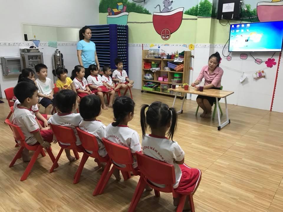 Trường mầm non Montessori (Mon School) - Trung Hòa