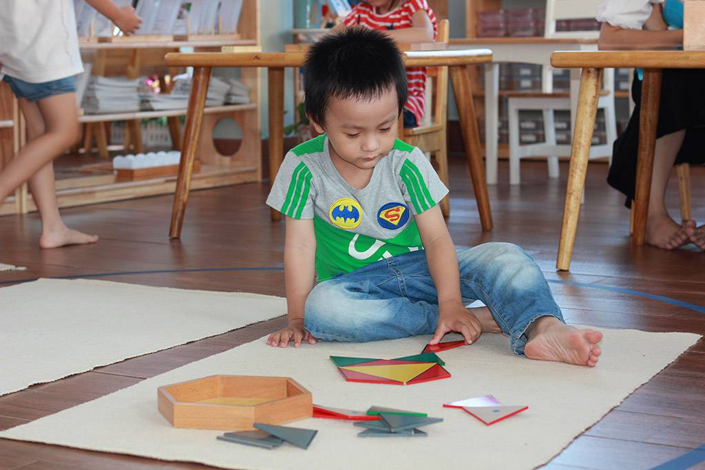 Trường mầm non Song ngữ Montessori Smiling Fingers