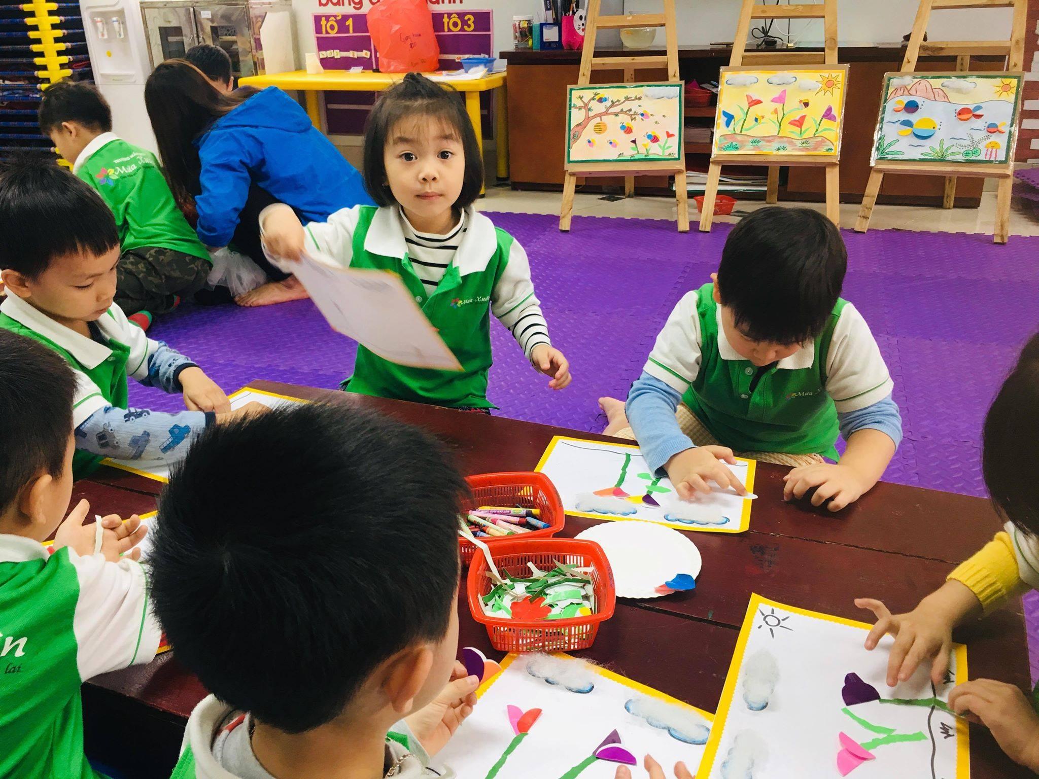 Trường mầm non Mùa Xuân - Cơ sở 3 La KHê