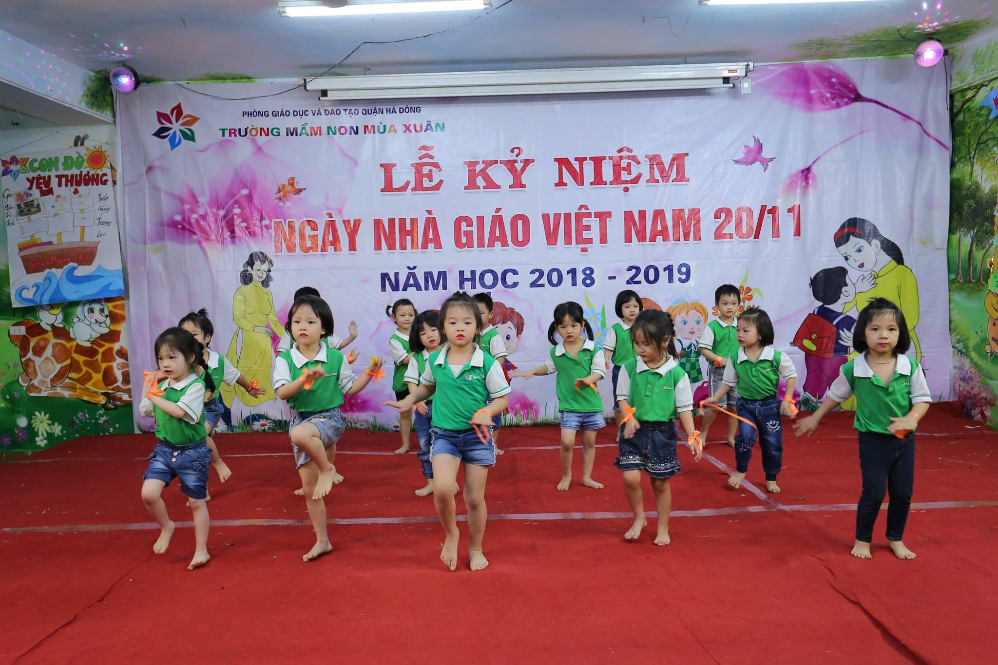 Trường mầm non Mùa Xuân (Cơ sở 3) - La Khê