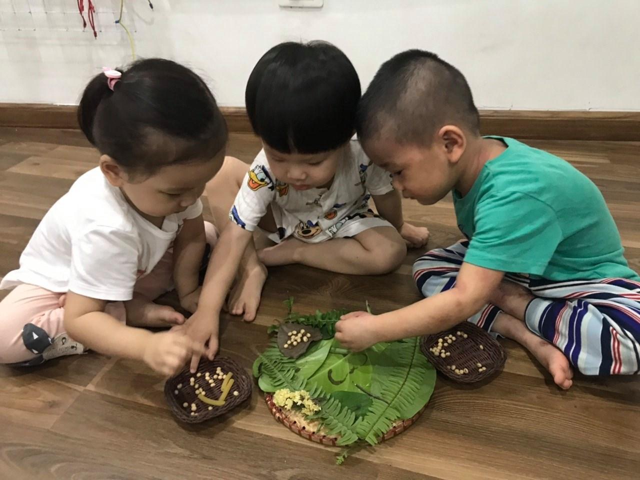 Trường mầm non My Angels School - Quốc Tử Giám