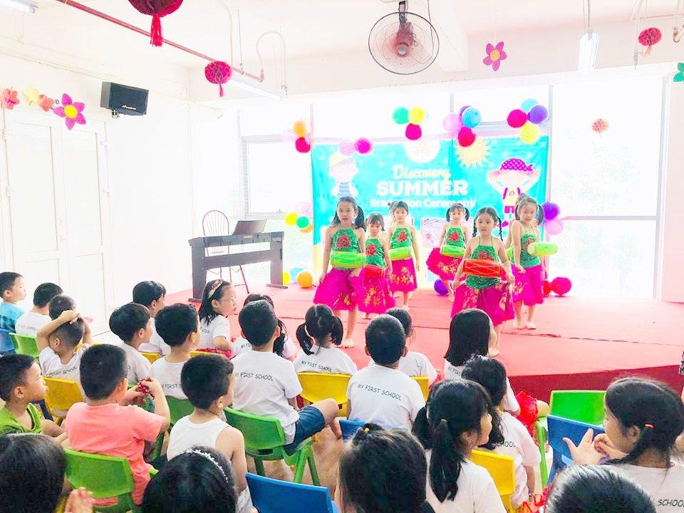 Trường mầm non My First School (Cơ Sở 1) - Mỹ Đình