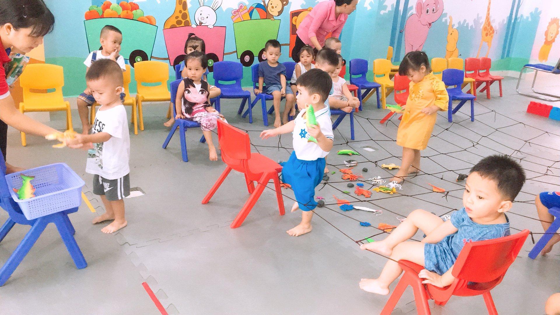Trường mầm non Mỹ - Sài Gòn (America Saigon School - USS) - Phường 11 -  Cơ sở 5