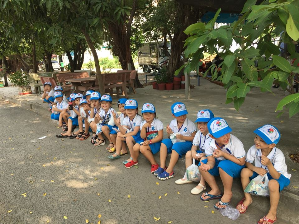 Trường mầm non Mỹ - Sài Gòn (America Saigon School - USS) - Phường 11