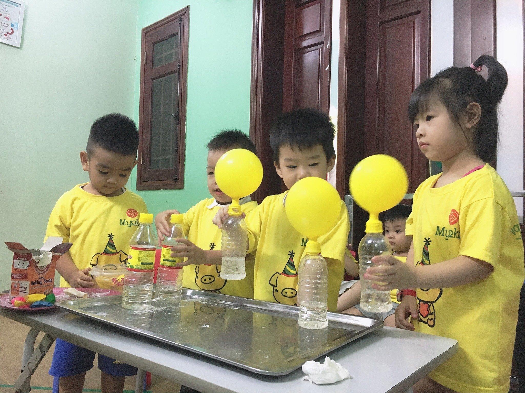 Trường mầm non Myoko Kindergaten -  Mỹ Đình 2