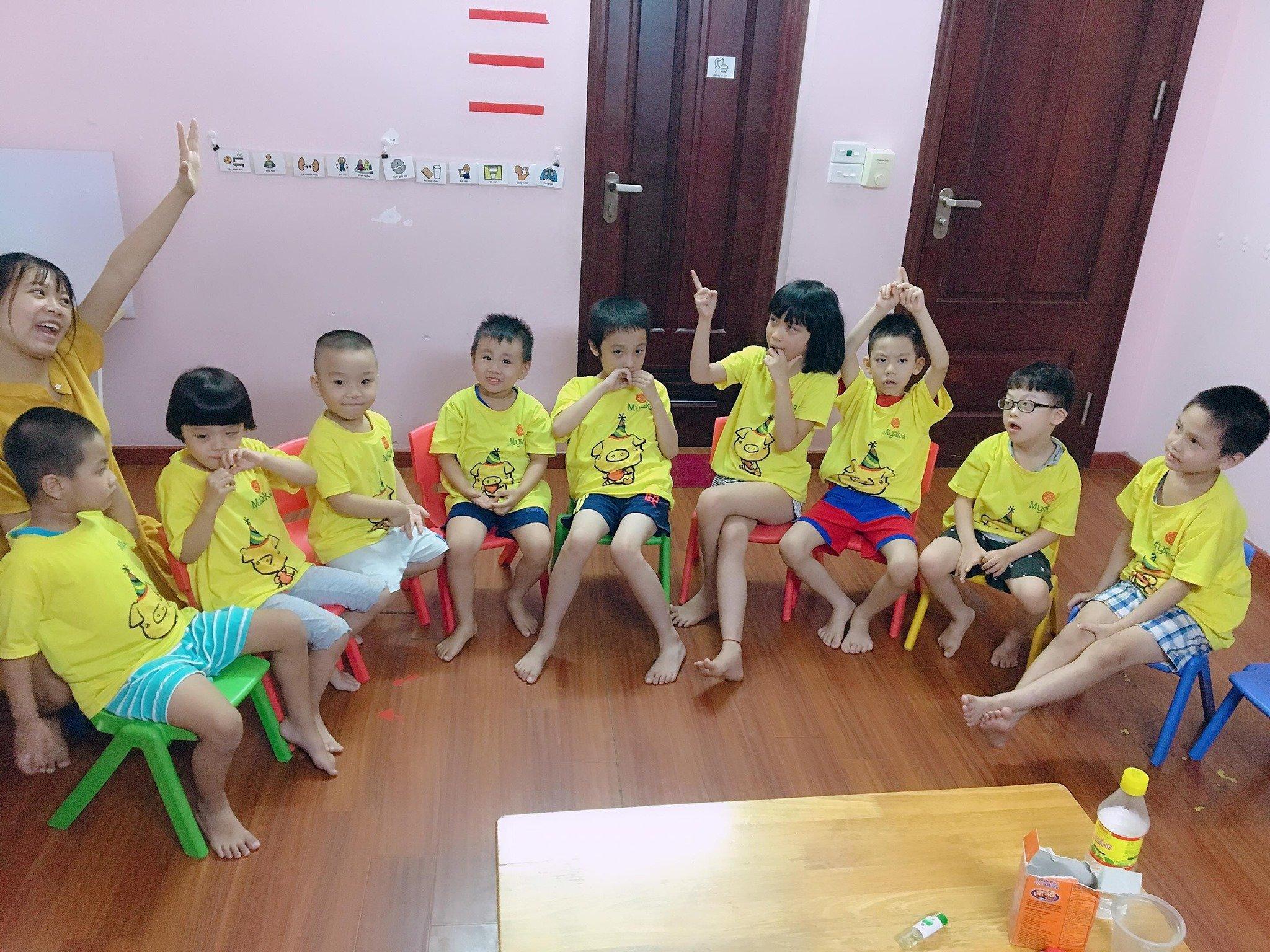 Trường mầm non Myoko Kindergaten - Trần Quý Kiên