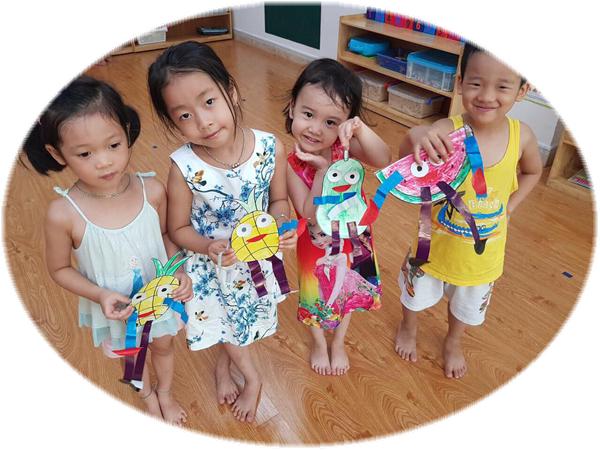 Trường mầm non Nakayoshi ( Nakayoshi Kindergarten) - Cổ Nhuế