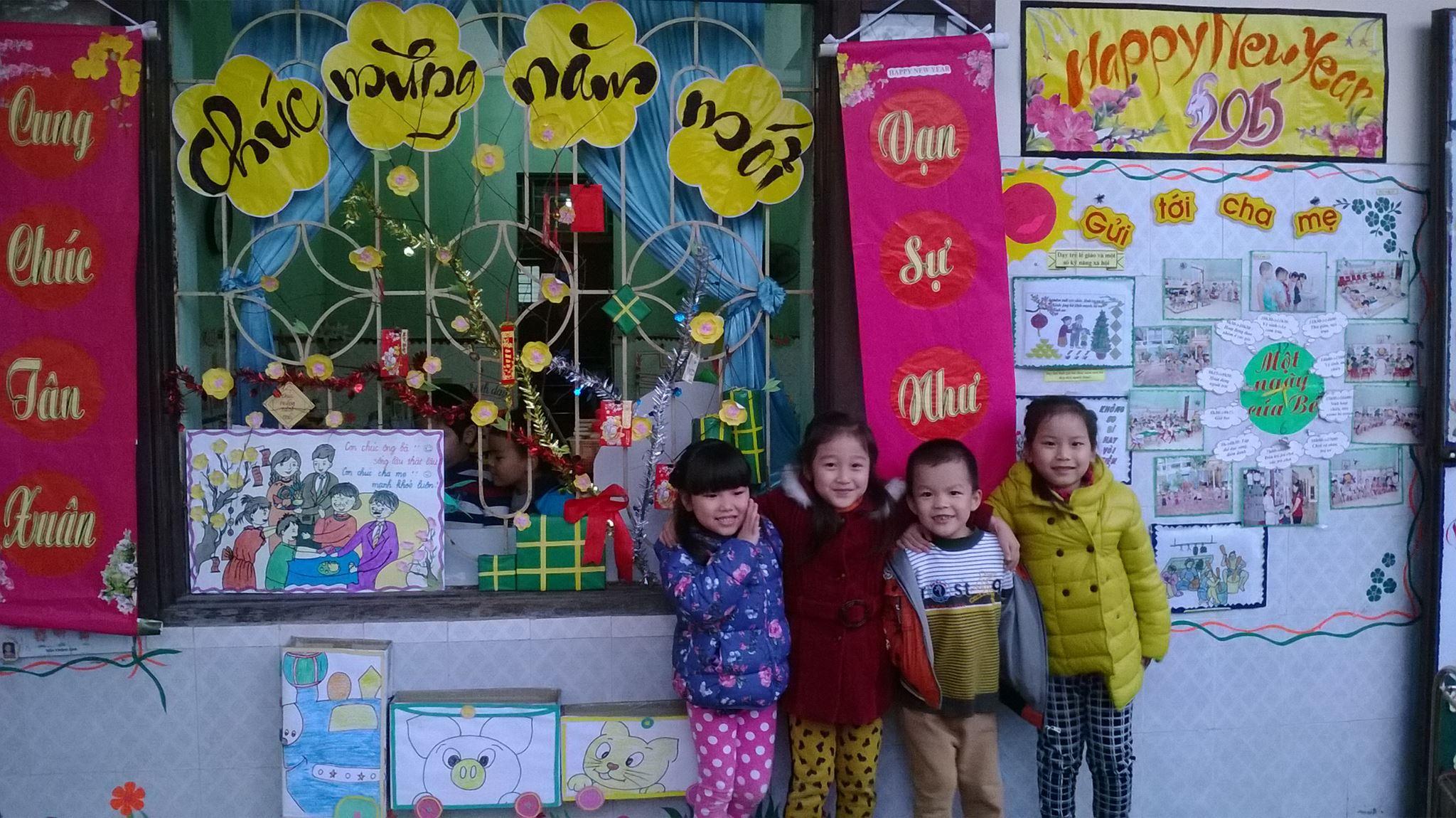 Trường mầm non Nam Hà - Trần Nhân Tông
