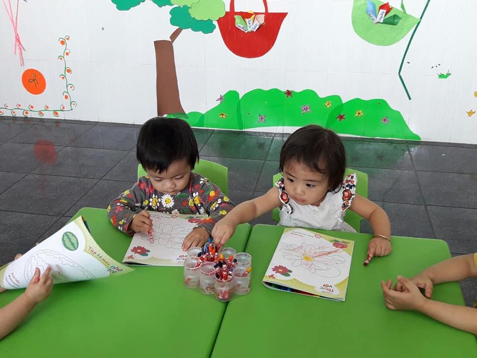 Trường mầm non Nắng Ban Mai - Tân Mai