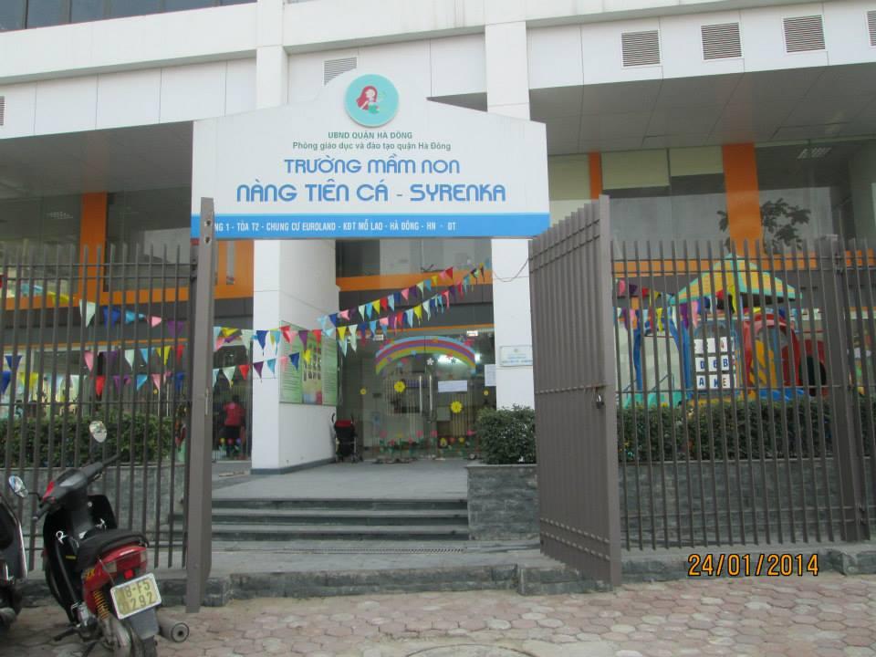 Trường mầm non Nàng Tiên Cá - Mỗ Lao
