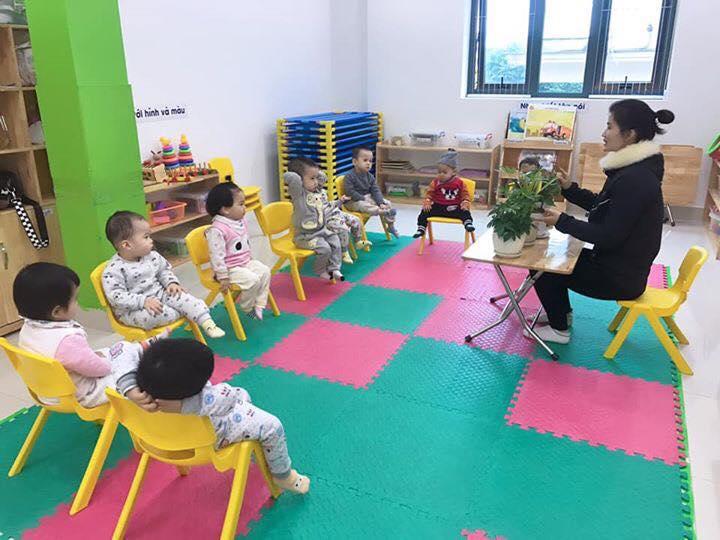 Trường mầm non Nắng Vàng - Đại Kim