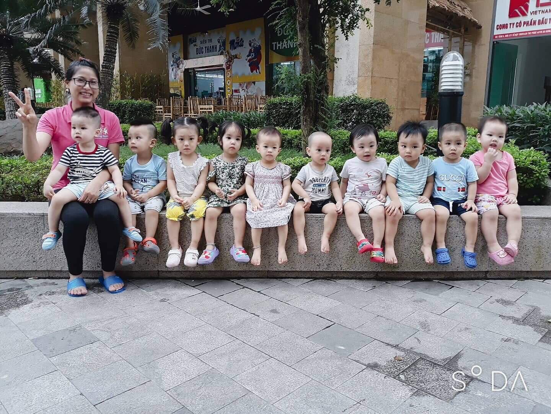 Trường mầm non Nắng Xanh - Đô Thị An Hưng