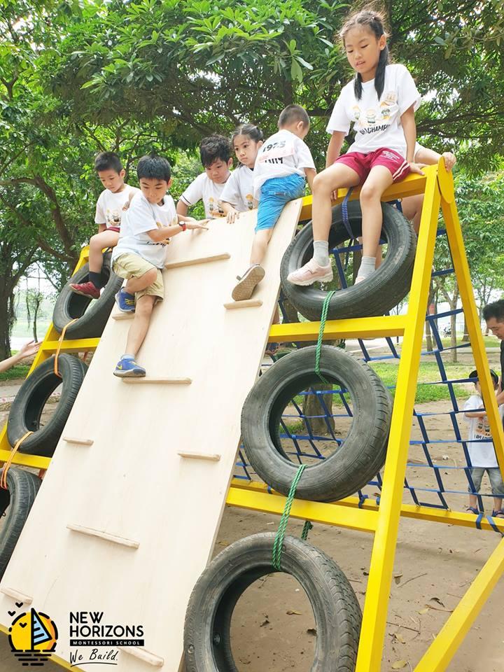 Trường mầm non New Horizons Montessori (Chân Trời Mới) - Mỹ Đình 2
