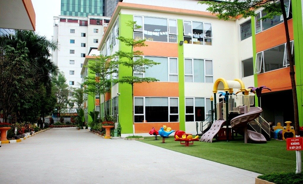 Trường mầm non New Sun - Mễ Trì