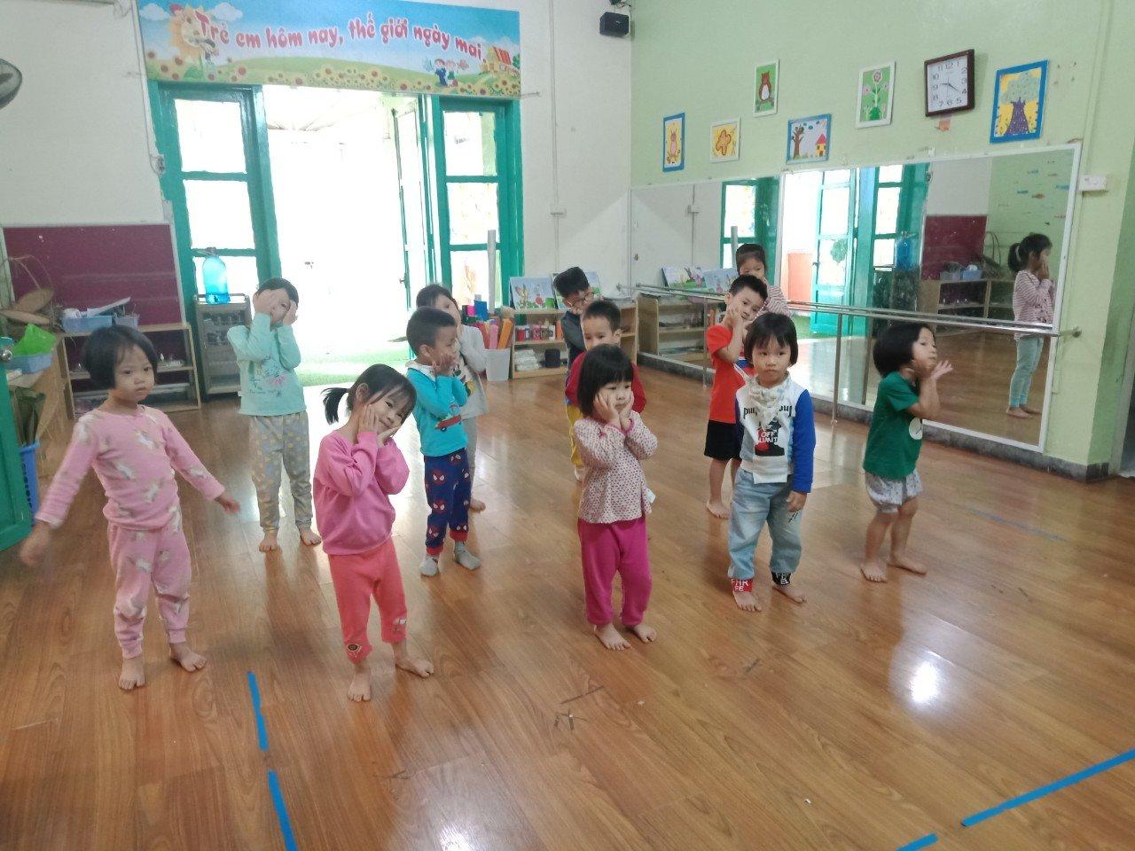 Trường mầm non Ngân Hà - Lĩnh Nam