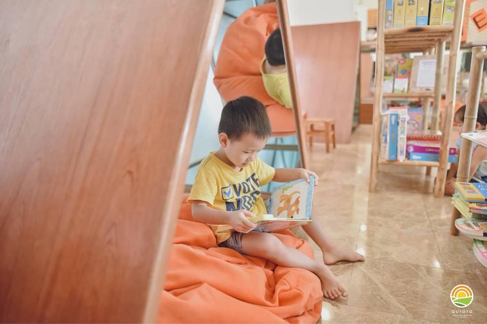 Trường mầm non Nghệ Thuật Song Ngữ Aurora - Thảo Điền
