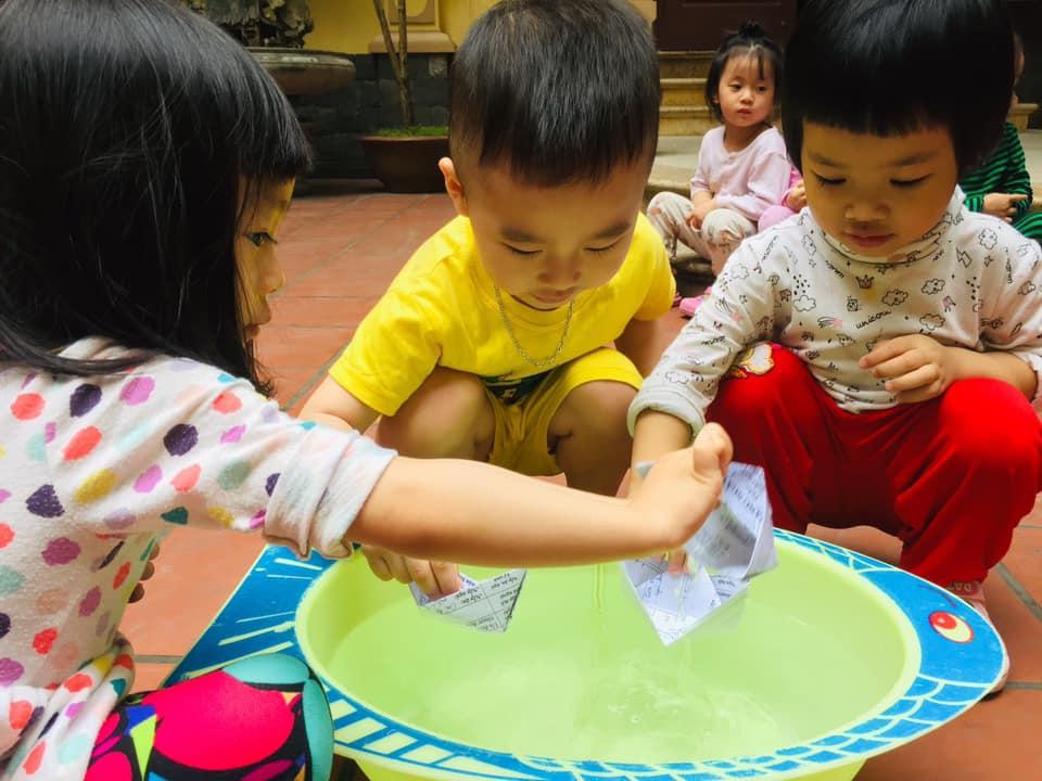 Trường mầm non Ngọc Minh - Cống Vị