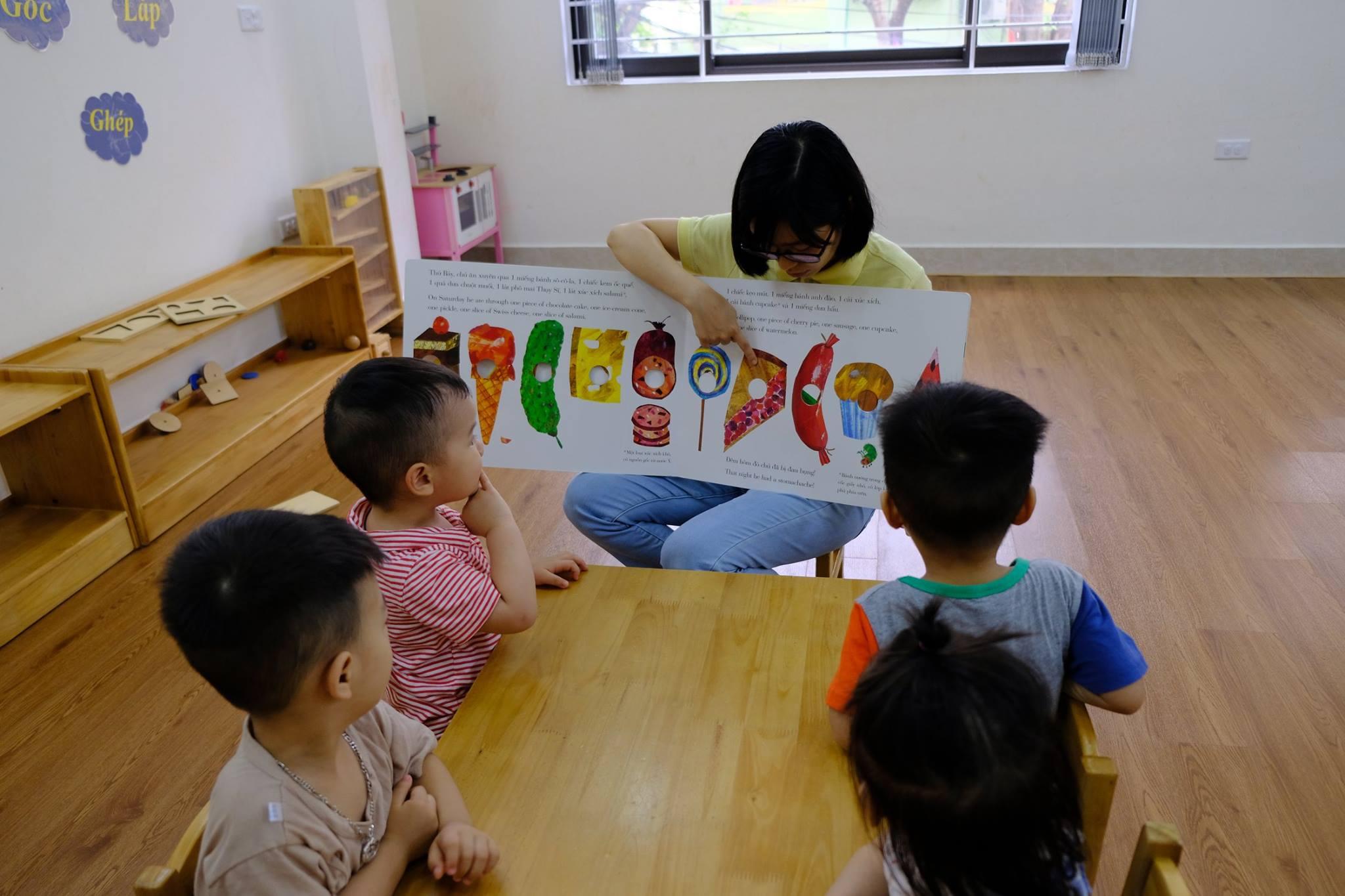 Trường mầm non Montessori Ngôi Nhà Bé Na - School of Gratitude ( Nguyễn Chánh )