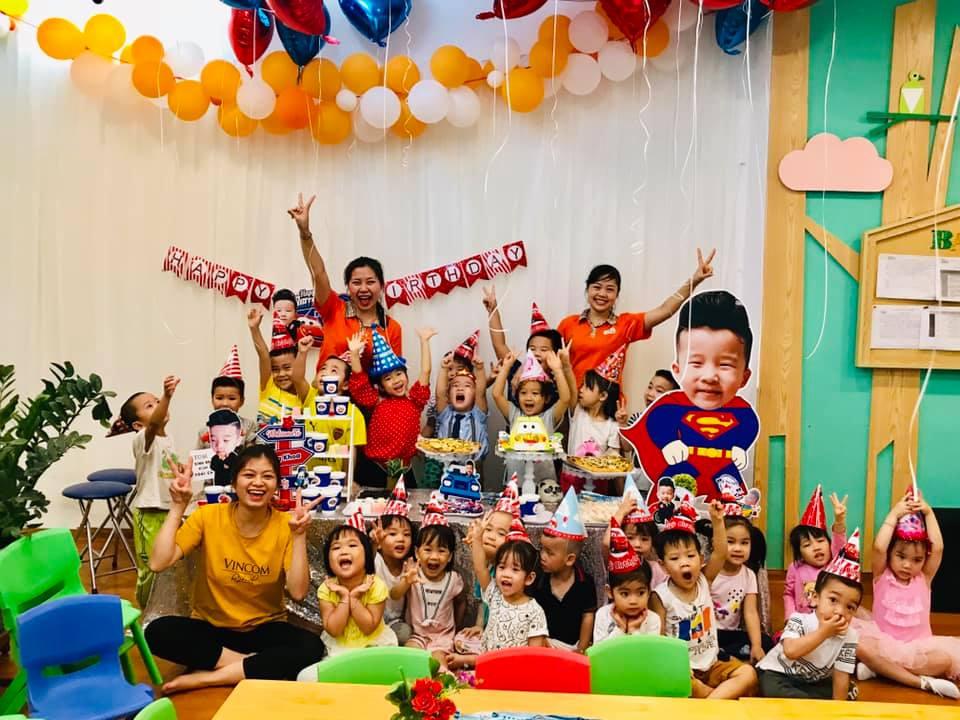 Trường mầm Non Ngôi Nhà Gấu Trúc (Panda House Montessori Preschool) - Mai Động