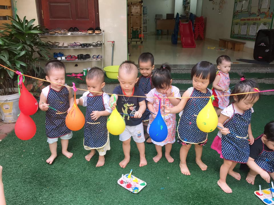 Trường mầm non Ngôi nhà hạnh phúc (Fullhouses Kindergarten) - Văn Phú