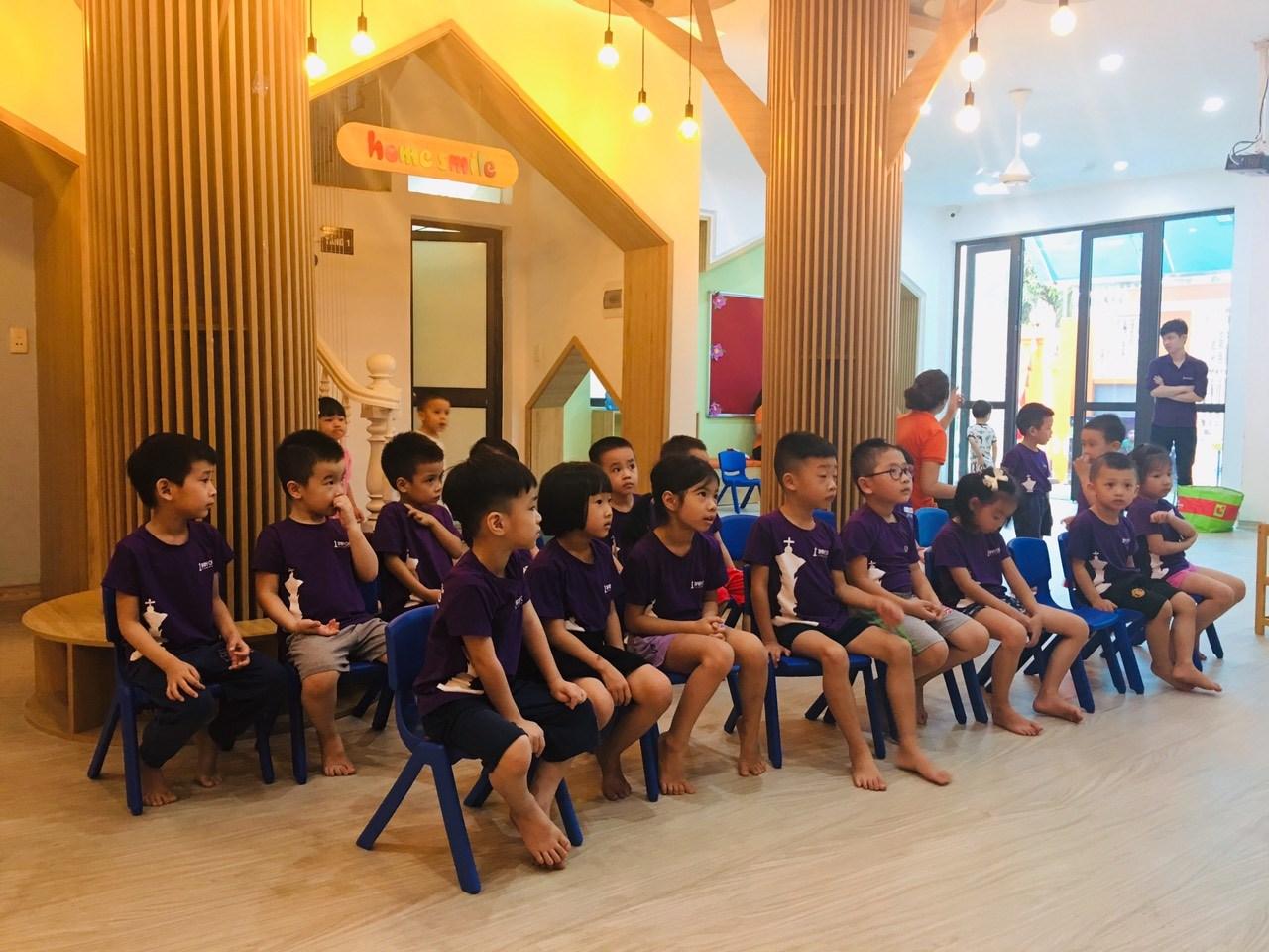Trường Mầm non Ngôi Nhà Montessori - Linh Đàm