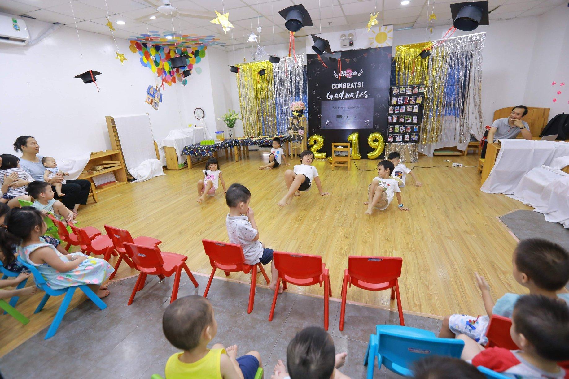 Trường mầm non Ngôi Nhà Trẻ Thơ ( Choco House ) -  Times City, 458 Minh Khai