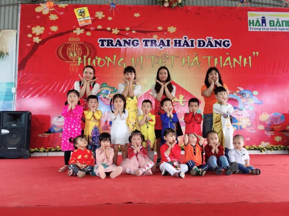 Trường mầm non Ngôi Nhà Trẻ Thơ - Phường Yên Nghĩa