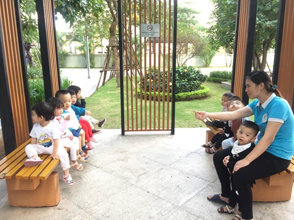 Trường mầm non Ngôi Nhà Xanh Emilia House Cơ sở 3 - Vĩnh Tuy