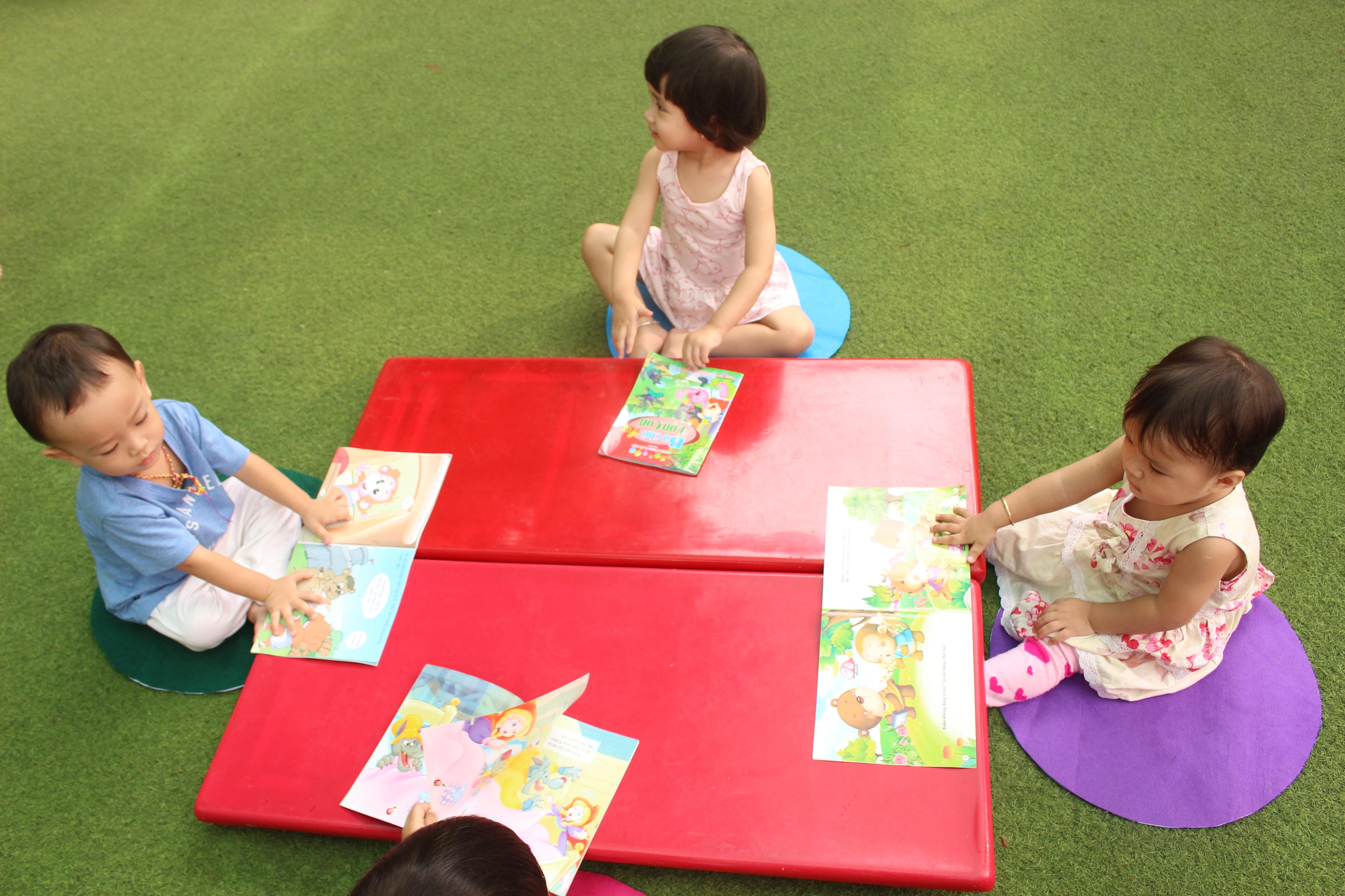 Trường mầm non Ngôi Sao - starkids kindergarten - Thảo Điền