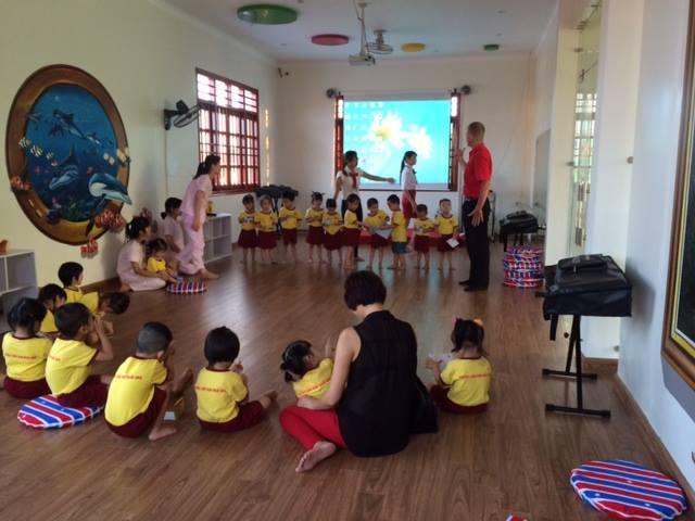 Trường mầm non Ngôi Sao - Trần Quang Khải