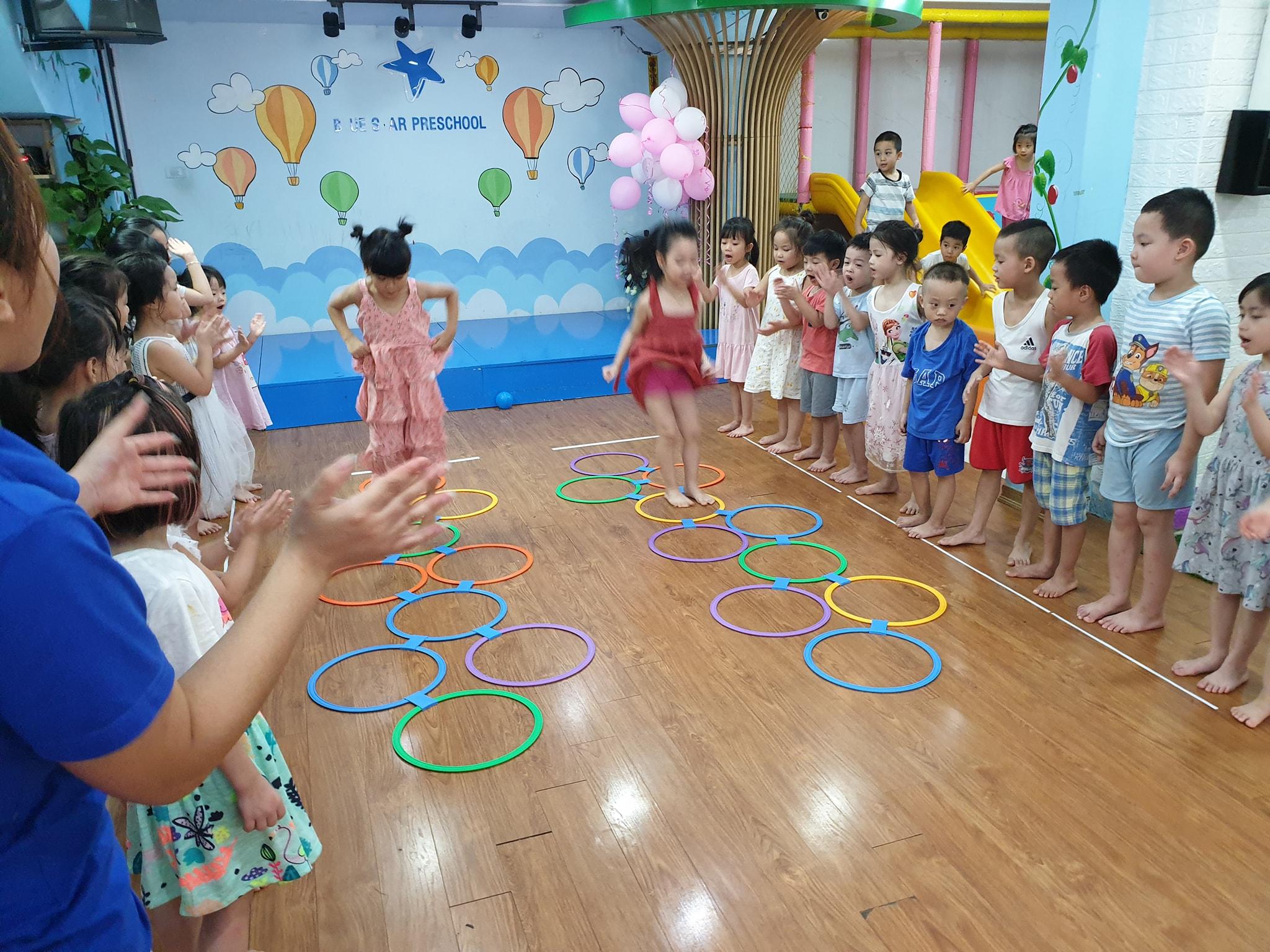 Trường mầm non Ngôi Sao Xanh Mon City (Blue Star Preschool - BSP)