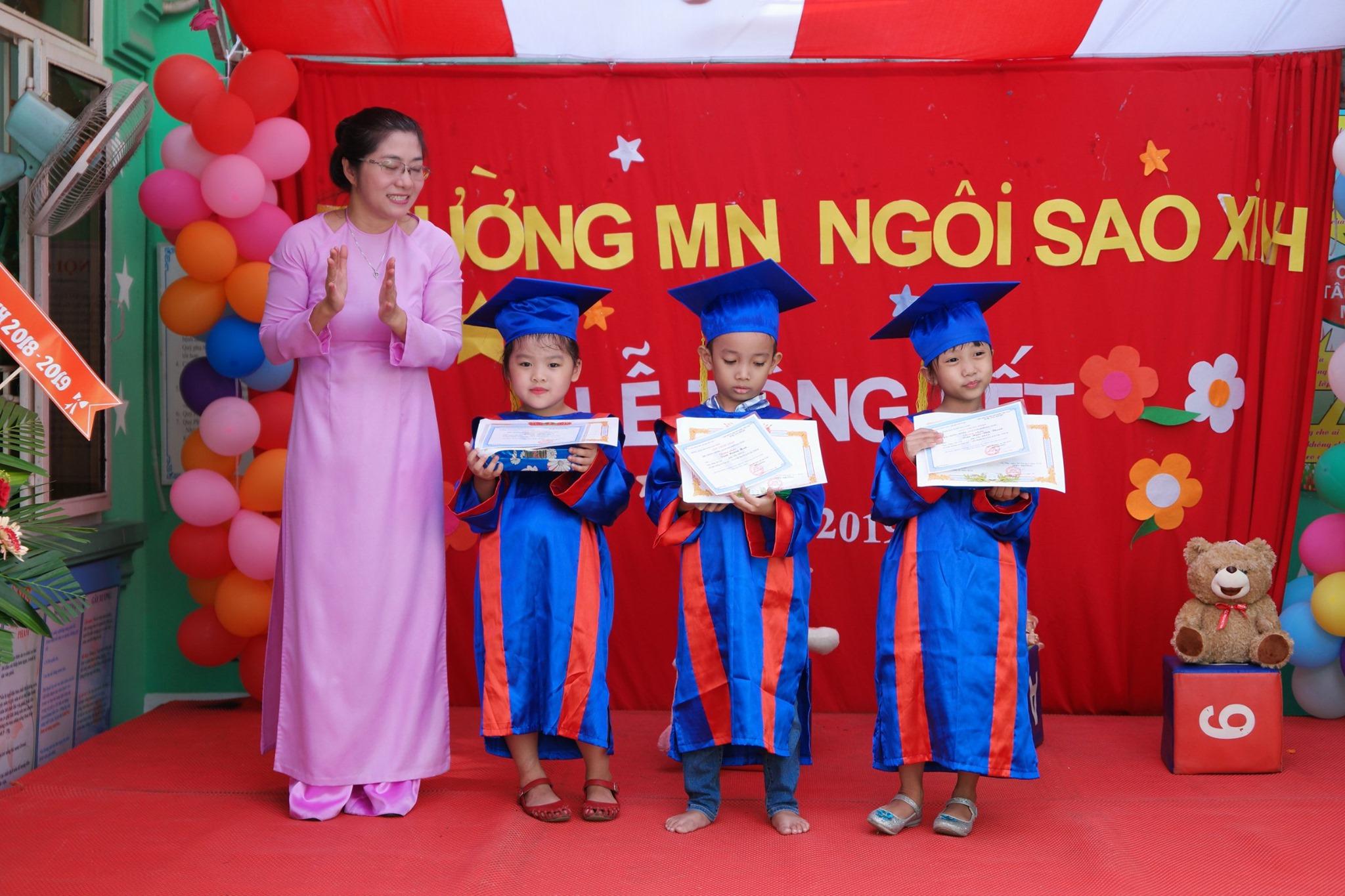 Trường mầm non Ngôi Sao Xinh Cơ sở 2 - Nguyễn Văn Khối