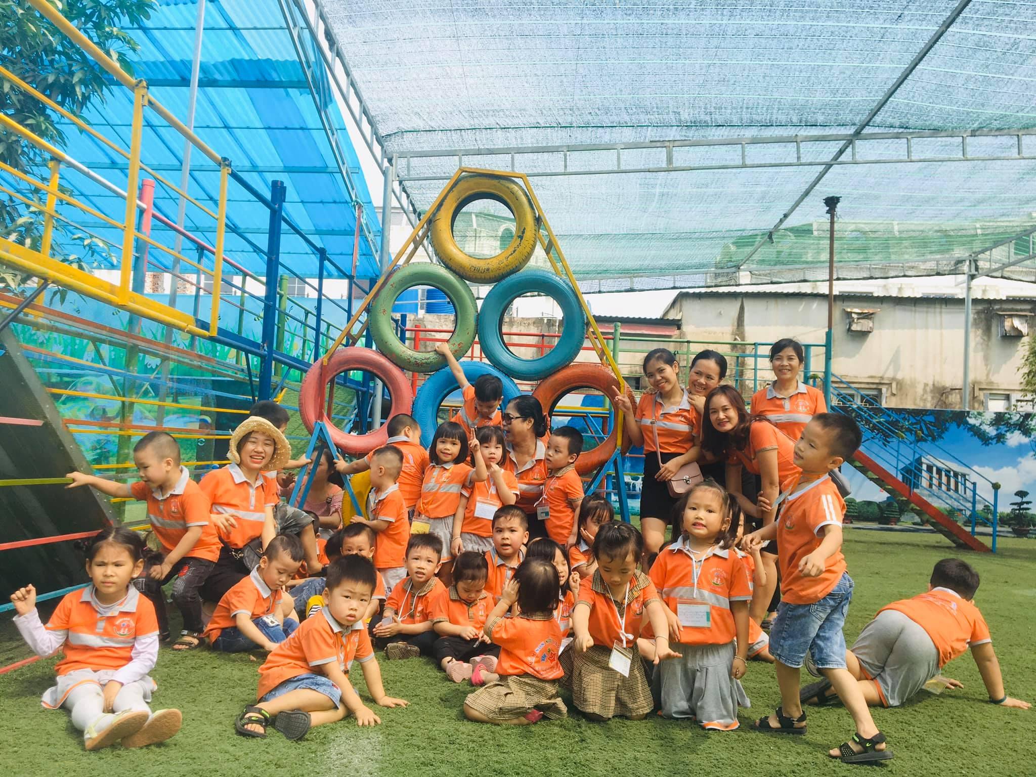 Trường mầm non Ngôi Sao Xinh Hồng Hà - Hồng Hà