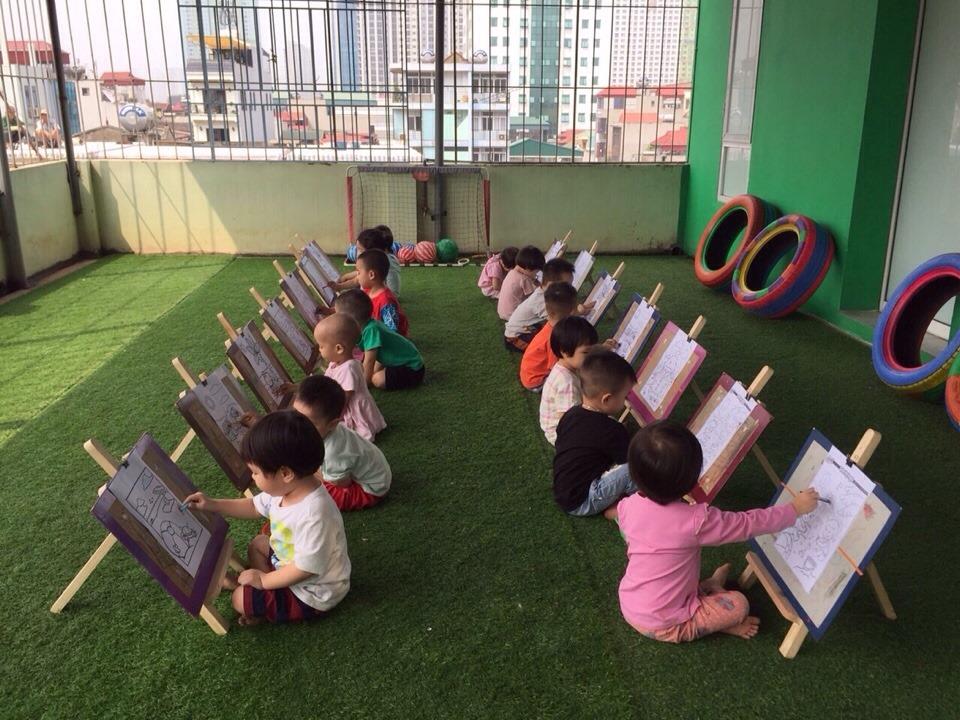 Trường mầm non Nguồn Sáng - Mộ Lao Hà Đông