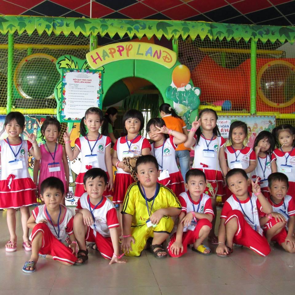 Trường mầm non Nhà Của Bé - Thạnh Lộc