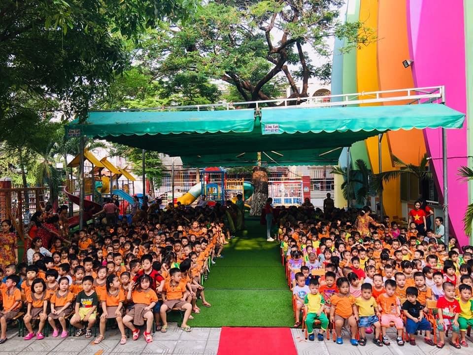 Trường mầm non Nhật Quỳnh - Phường 3