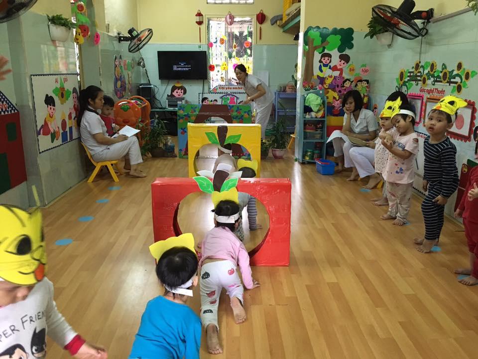 Trường mầm non Nhi Đức- Tổ 18, Lãm Hà