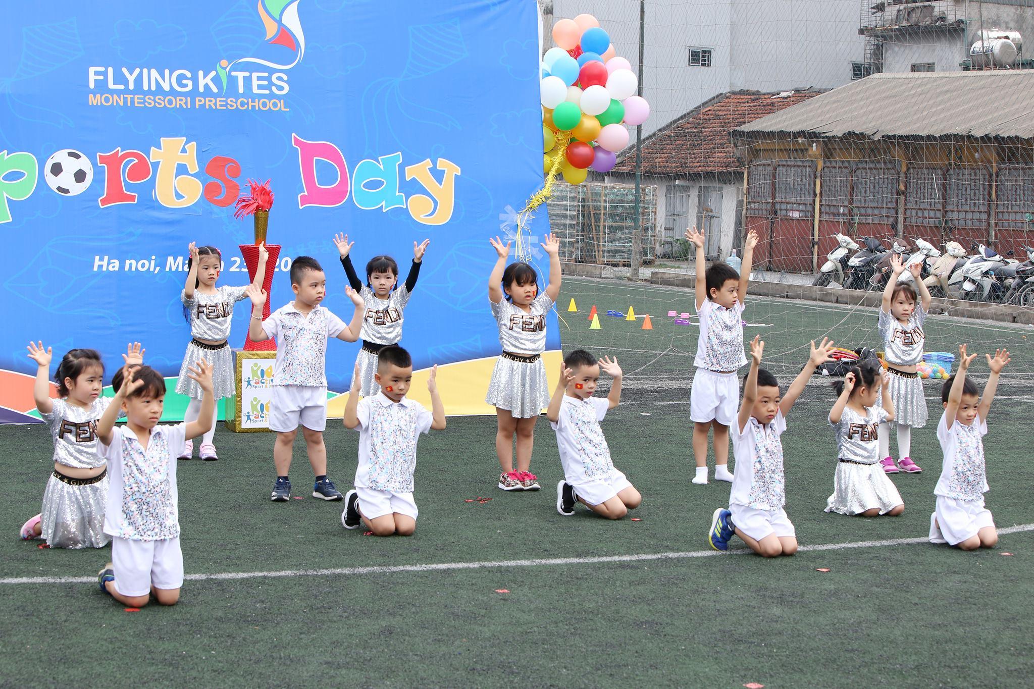 Trường mầm non Những Cánh Diều Bay (Flying Kites Montessori Preschool - Fkmontessori) - Lạc Trung