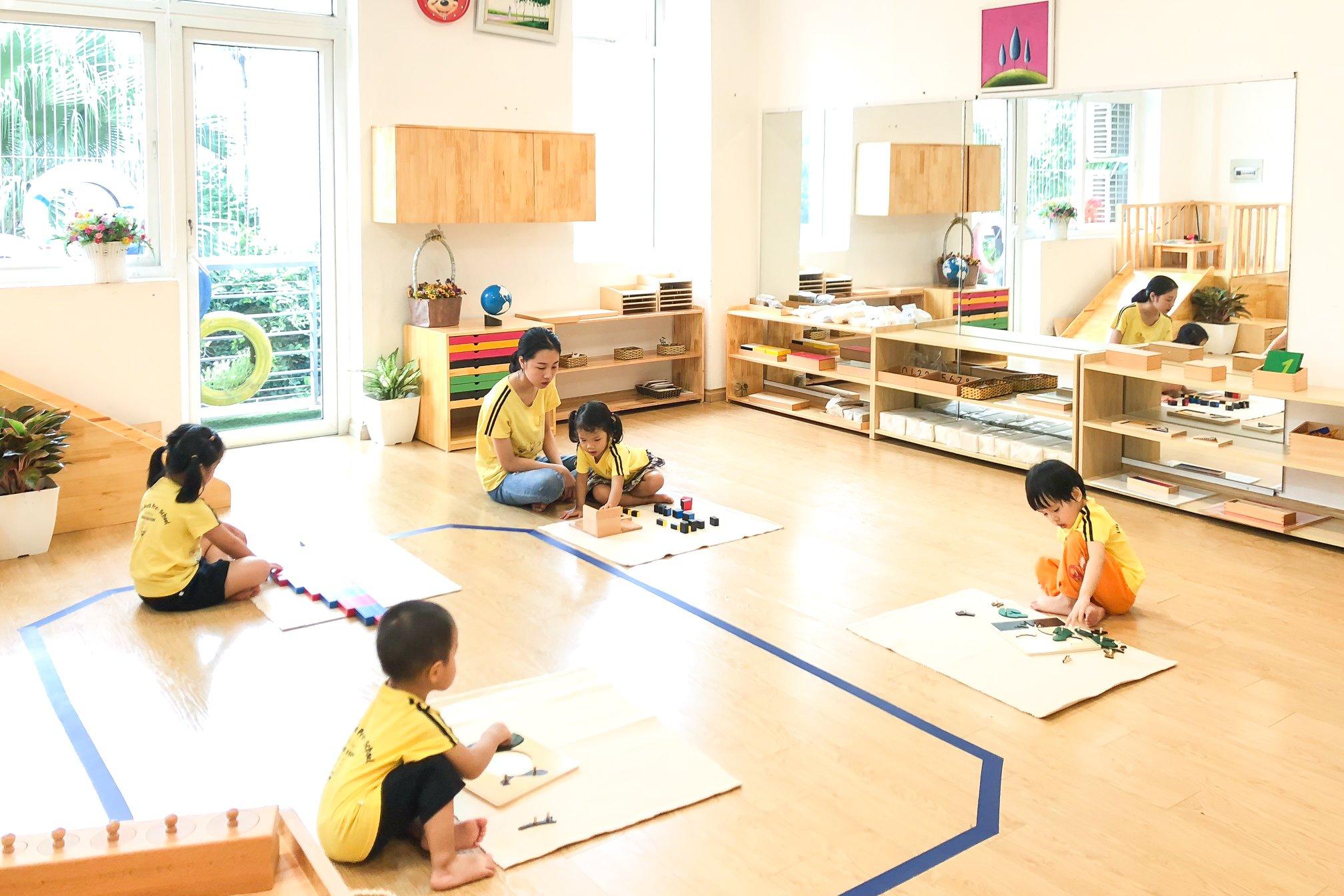Trường mầm non Những Chú Ong Nhỏ ( Little Bees Preschool ) - Xuân Thủy