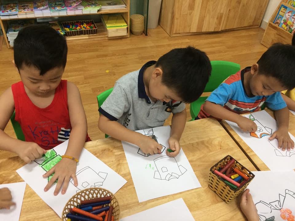 Trường mầm non Những em bé hạnh phúc (Happy Kids School) - Phú La