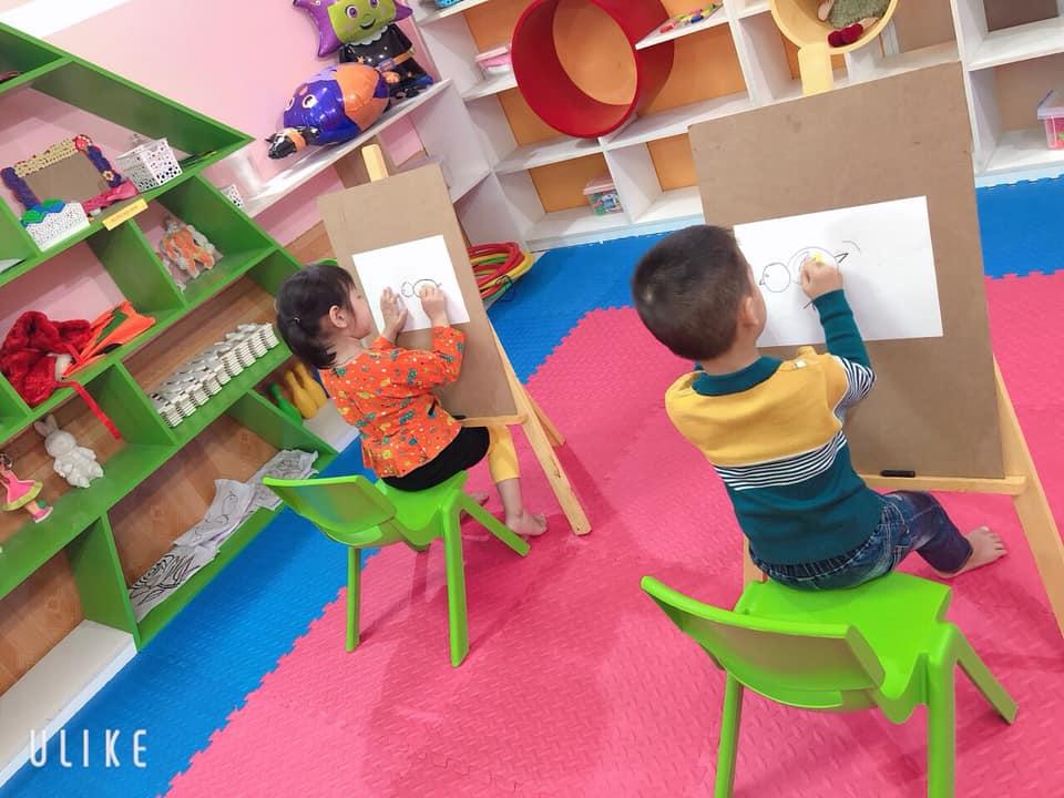 Trường mầm non Nụ Cười Của Bé - Lĩnh Nam