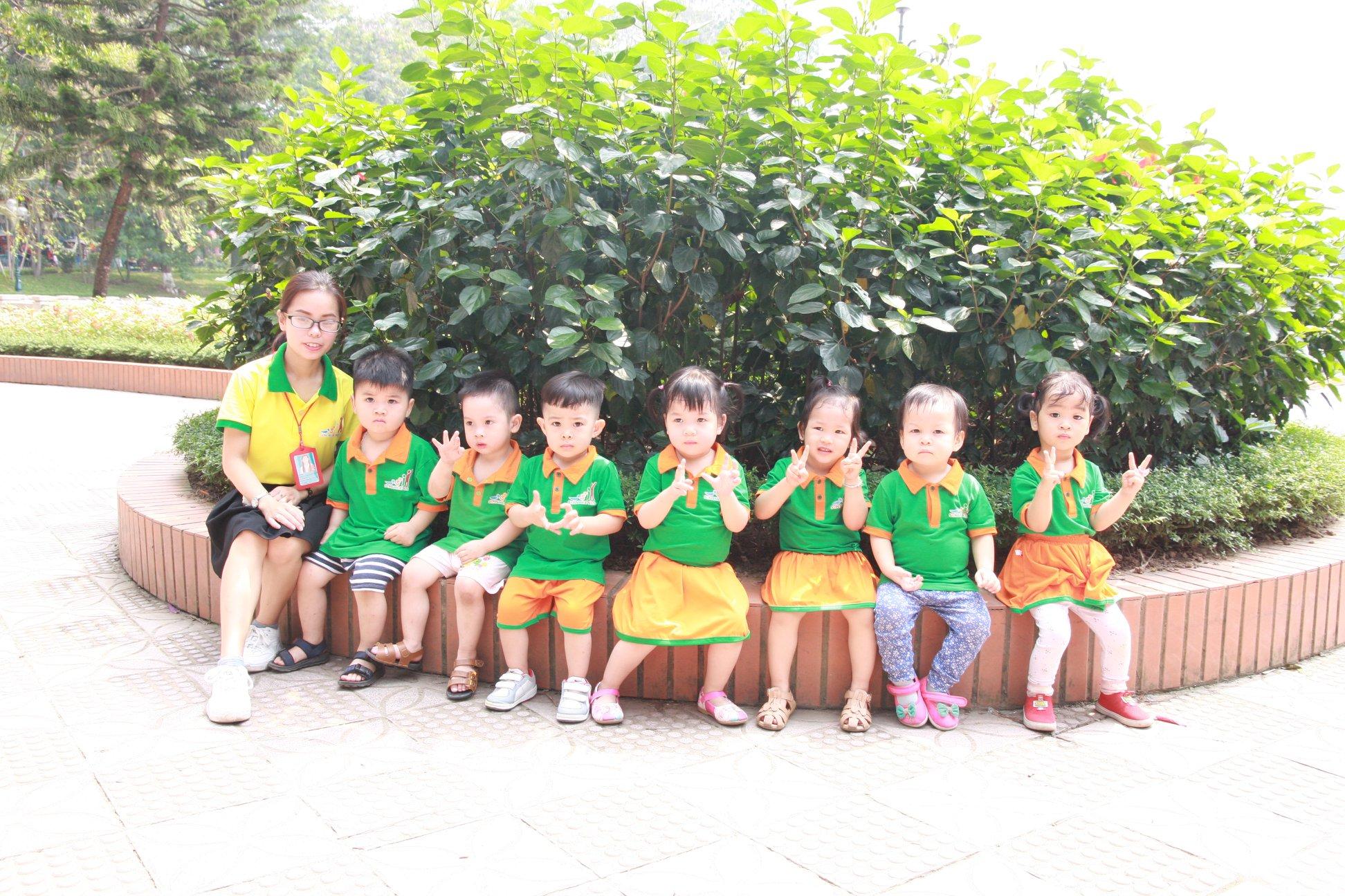 Trường mầm non Nụ Cười Của Bé ( Sunsmile Kids Kindergarten) - Hoàng Mai